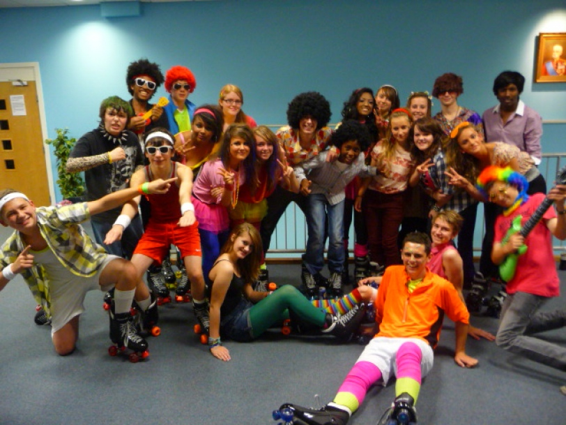 Roller Disco Group